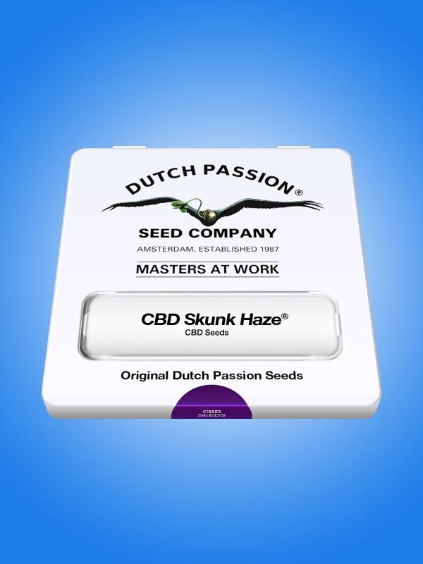 CBD Skunk Haze Dutch Passion Opakowanie