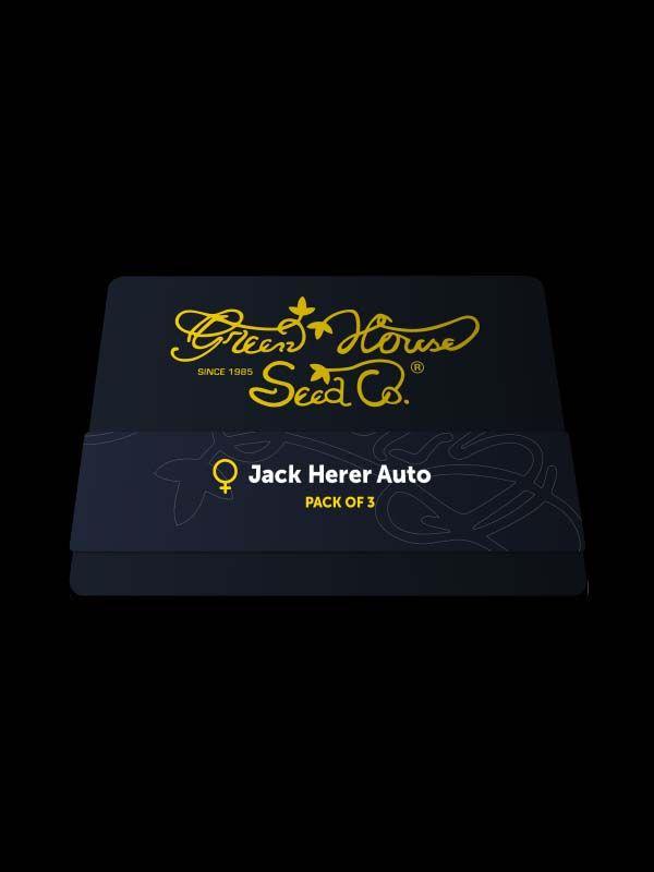 Jack Herer Auto Opakowanie