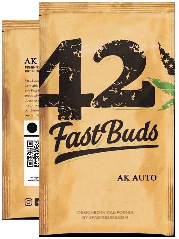 AK Auto Fast Buds Opakowanie