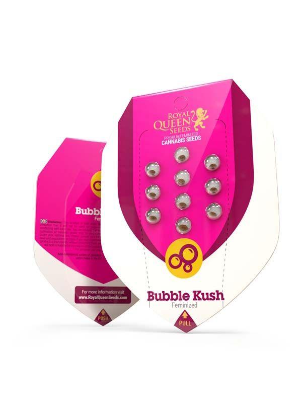 Bubble Kush Opakowanie