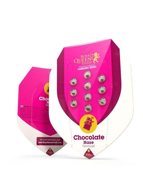 Chocolate Haze Opakowanie
