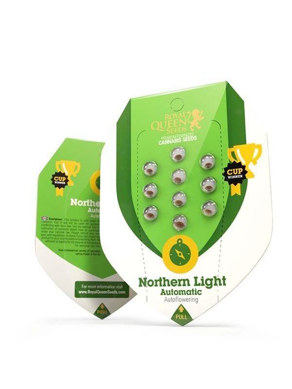Northern Light Auto Opakowanie