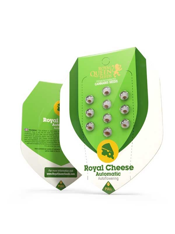 Royal Cheese Auto Opakowanie