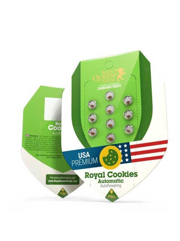Royal Cookies Auto Opakowanie