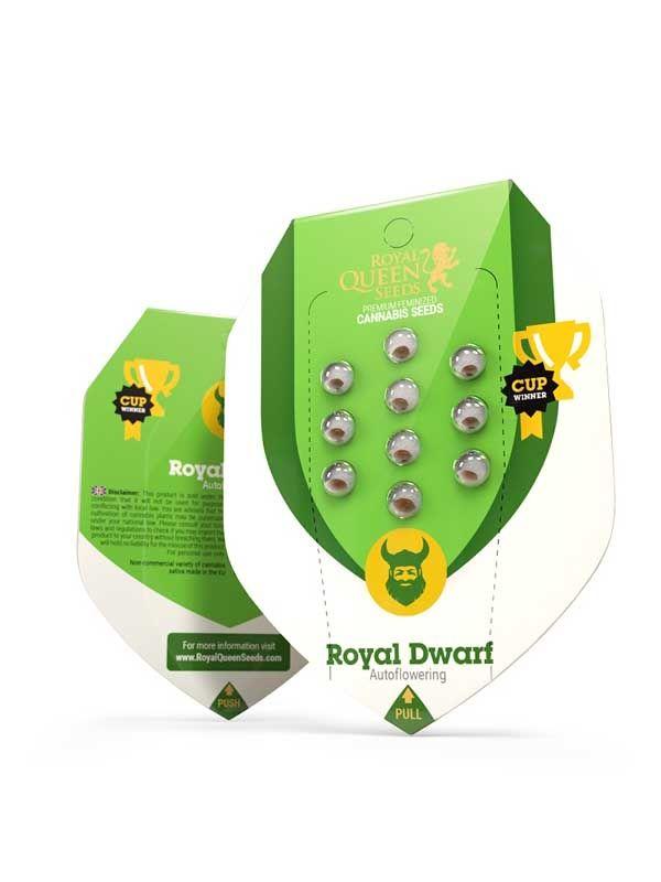 Royal Dwarf AUTO Opakowanie