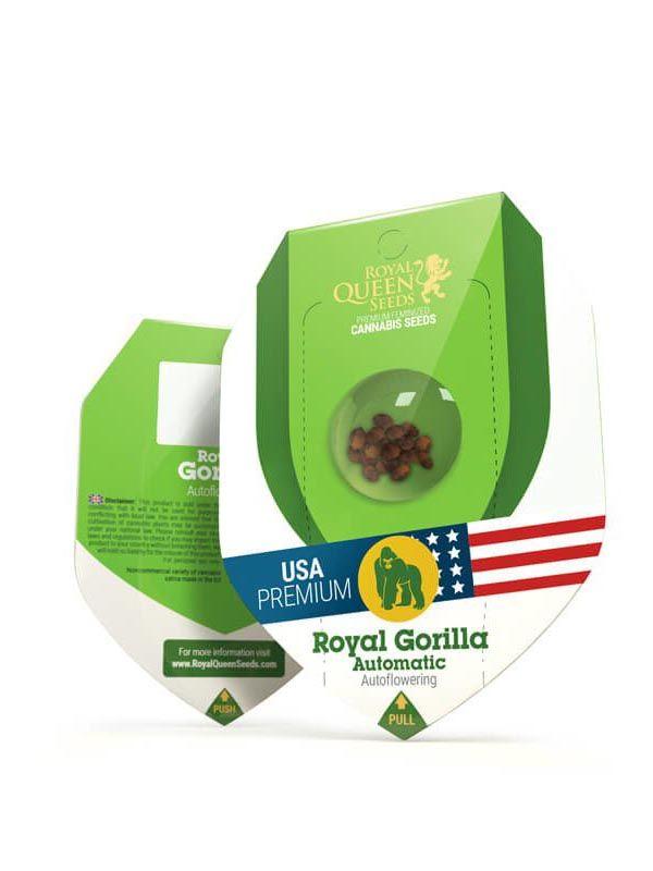 Royal Gorilla Automatic Opakowanie
