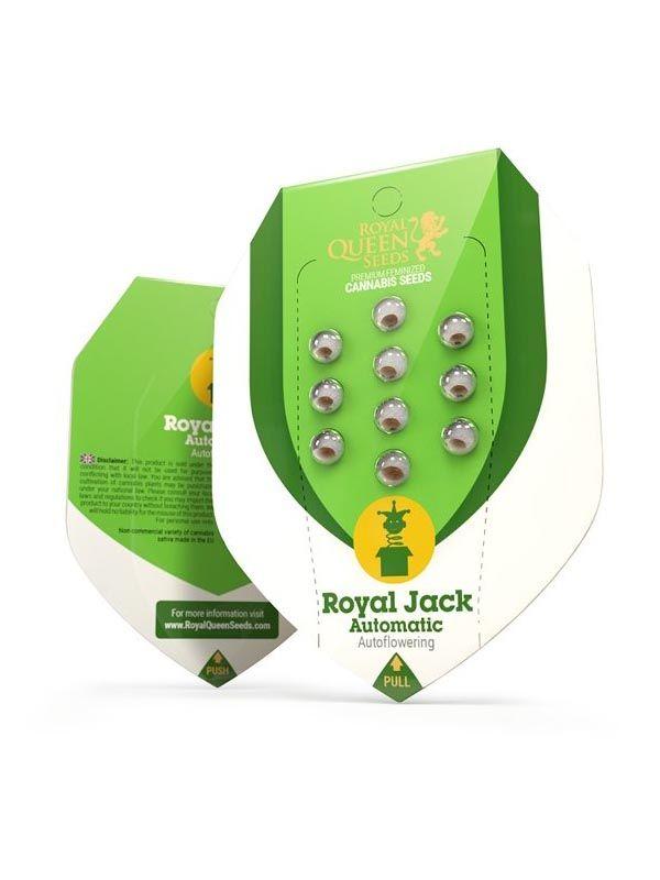 Royal Jack Auto opakowanie