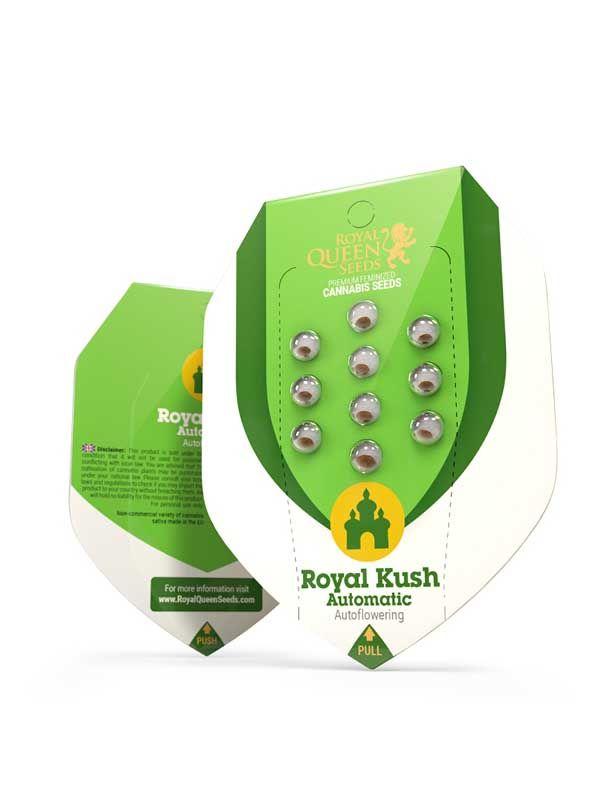Royal Kush Auto Opakowanie