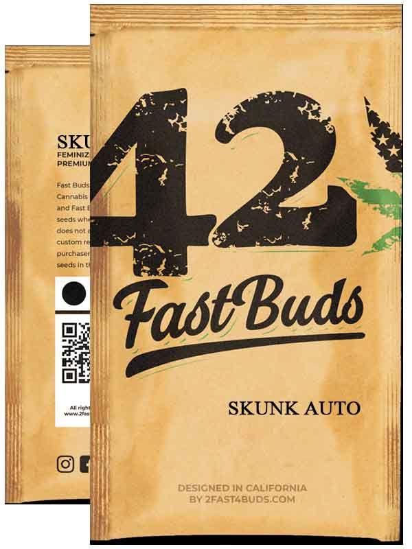 Skunk Auto Fast Buds Opakowanie