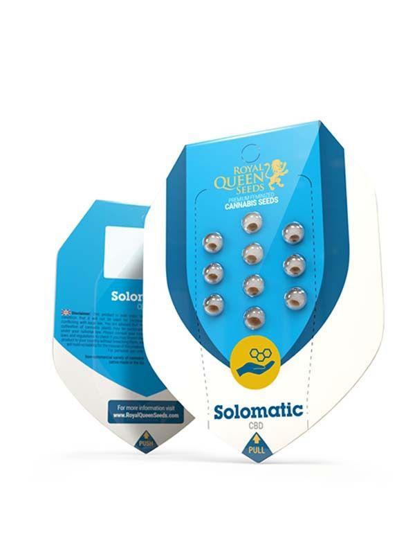 Solomatic CBD Opakowanie