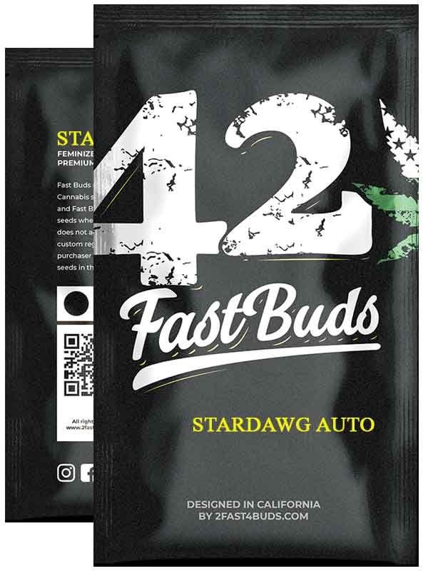 Stardawg Auto Fast Buds Opakowanie