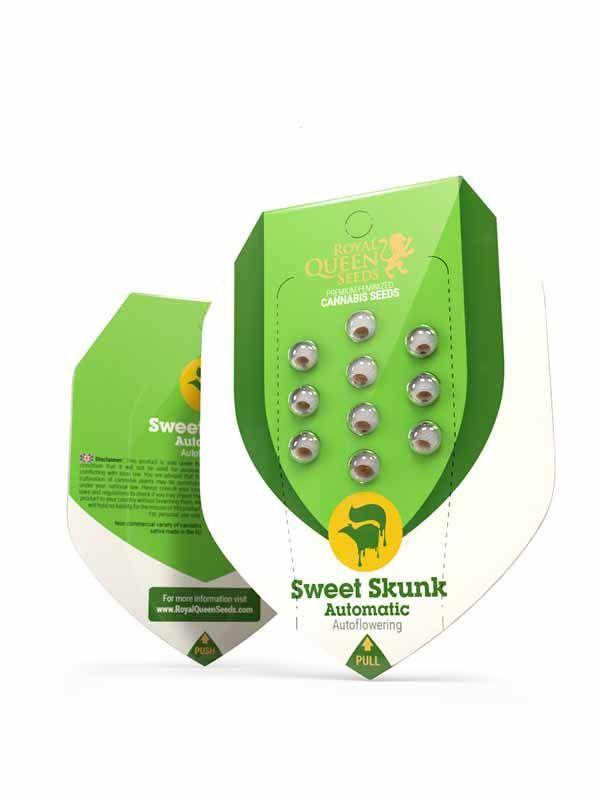 Sweet Skunk AUTO Opakowanie