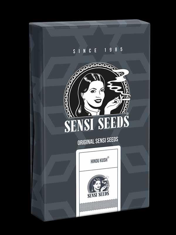Hindu Kush Automatic Sensi Seeds Opakowanie