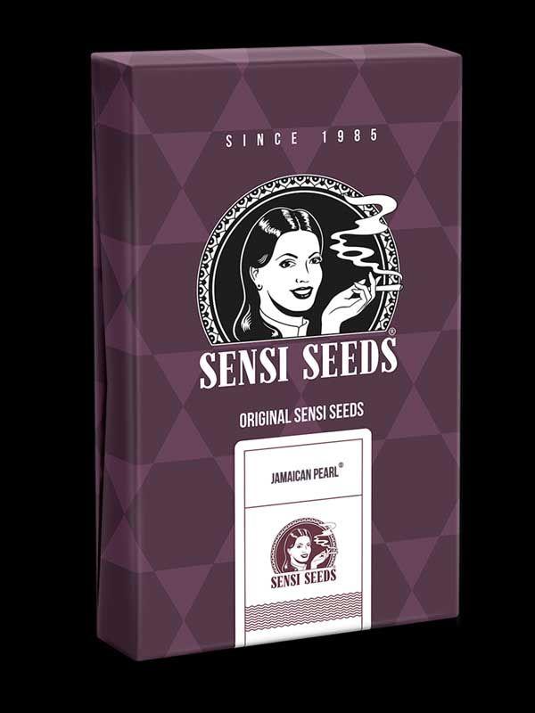 Jamaican Pearl Sensi Seeds Opakowanie