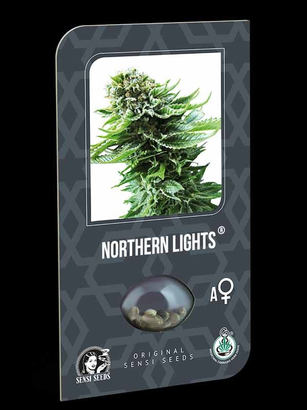 Northern Lights Automatic Sensi Seeds Nasionaś