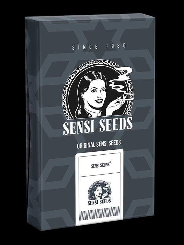 Sensi Skunk Automatic Sensi Seeds Opakowanie