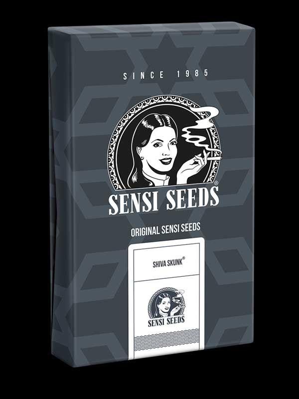 Shiva Skunk Automatic Sensi Seeds Opakowanie
