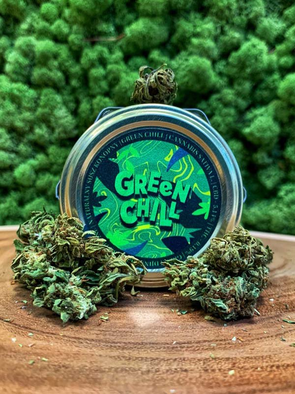 Green Chill susz CBD