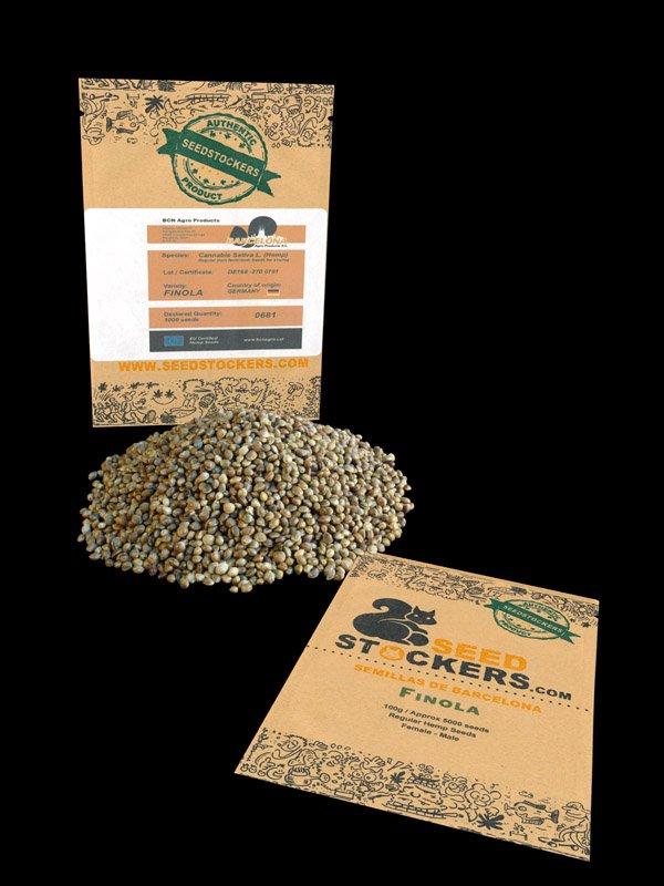 Finola - Seed Stockers